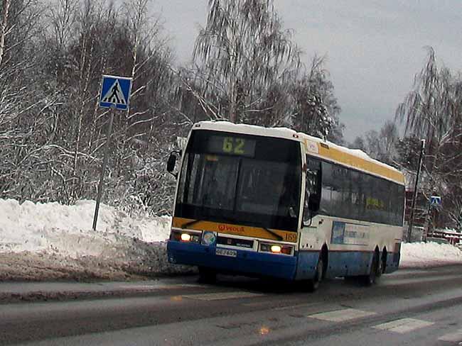 bussi 62 Vantaalla vuonna 2009