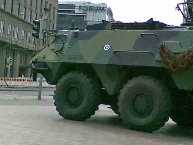 Konekivääri Suomen Armeija