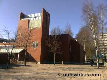 Matteuksenkirkko, Itäkeskus