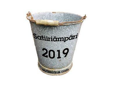 Satiiriämpäri 2019 -kirjoituskilpailu