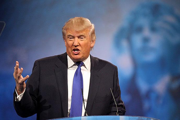 Donald Trump, Year 2013