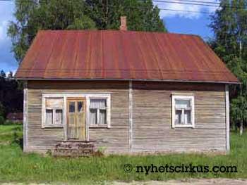 """""""Hade fd Volvochefen Jacoby köpt det här huset, skulle han redan ha sålt det"""", konstaterar vår expert Uolevi Ahonen."""