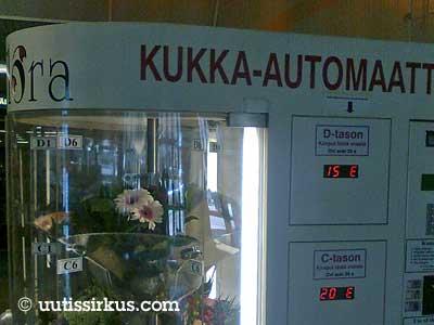 kukka-automaatti